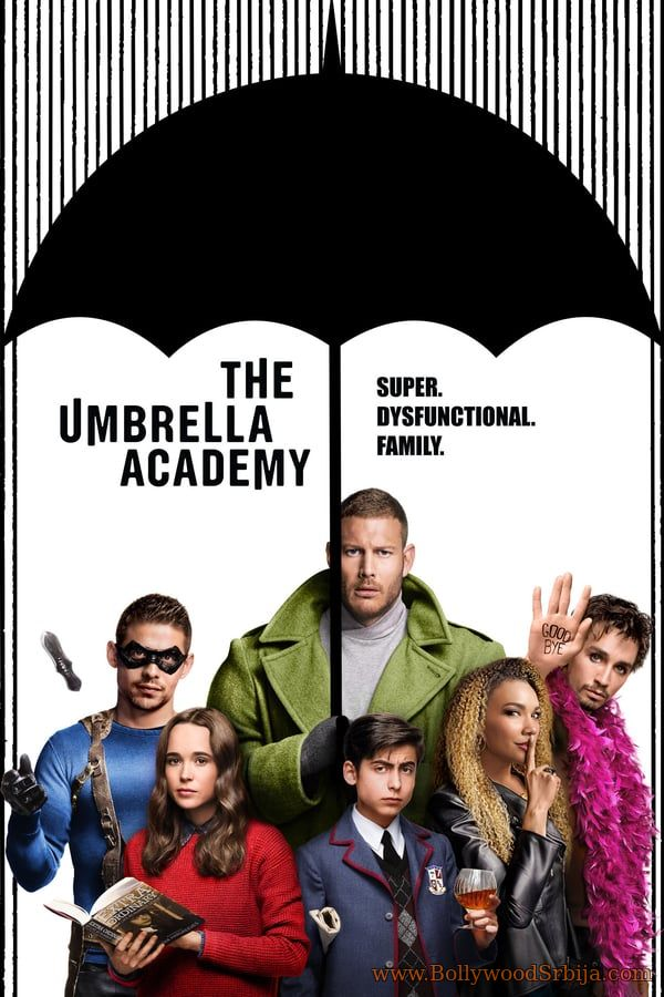 The Umbrella Academy (2019) S01E01