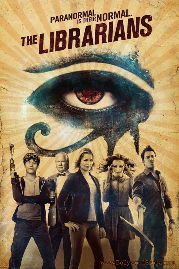 The Librarians (2014) S01E04