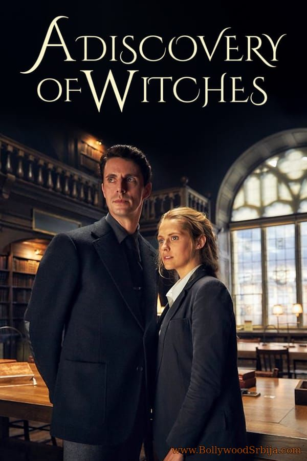 A Discovery of witches (2018) S01E01