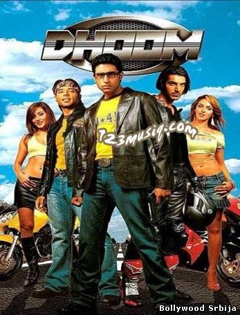 Dhoom (2004) ➩ ONLINE SA PREVODOM