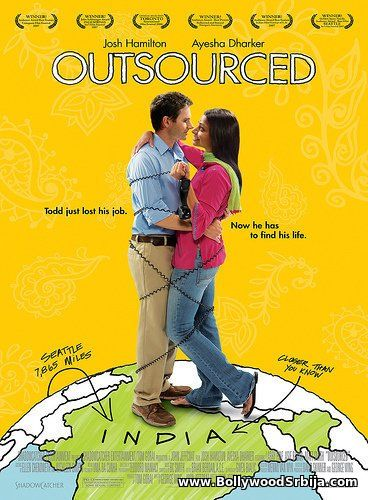 Outsourced (2006) ➩ ONLINE SA PREVODOM