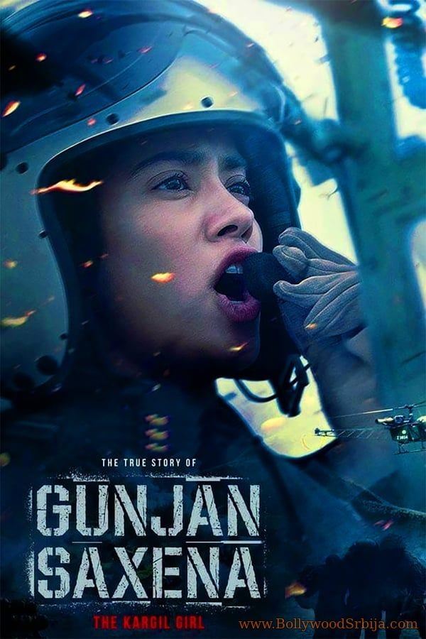 Gunjan Saxena: The Kargil Girl (2020)